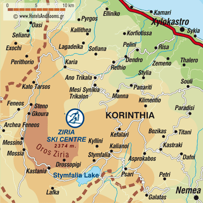 Ziria Ski Centre