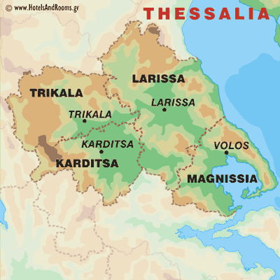 Thessalie