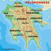 Péloponnèse